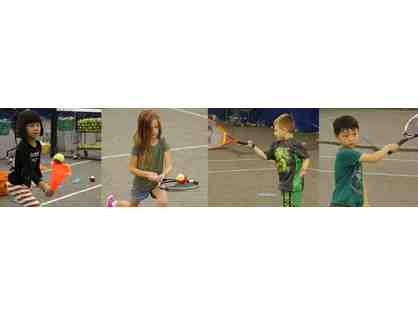 1 Semester at Advantage Tennis Clubs for Child Ages 5-10