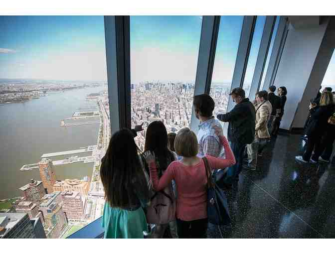 4 Adult Standard Admission to One World Observatory