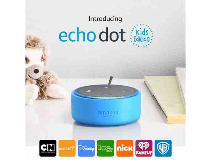 Amazon Echo Kids Edition *Red*