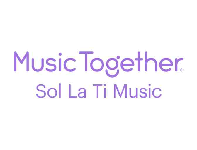$50 Sol-La-Ti Music Together Gift Certificate