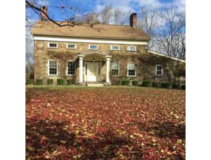Hudson Valley Rose Bed and Breakfast Gift Certificate