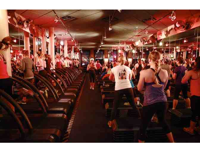 10 Class Pack to Barry's Bootcamp