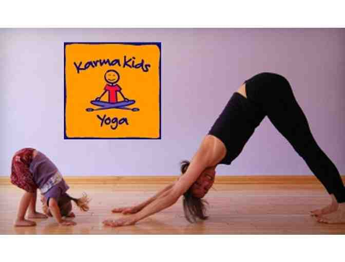 4 Kids Yoga Classes @ Karma Kids Yoga