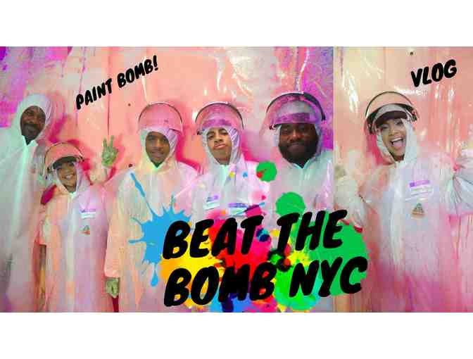 Escape Game: Beat the Bomb