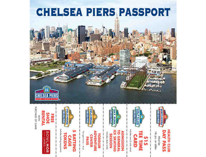 1 Chelsea Piers Multi-Sport Passport