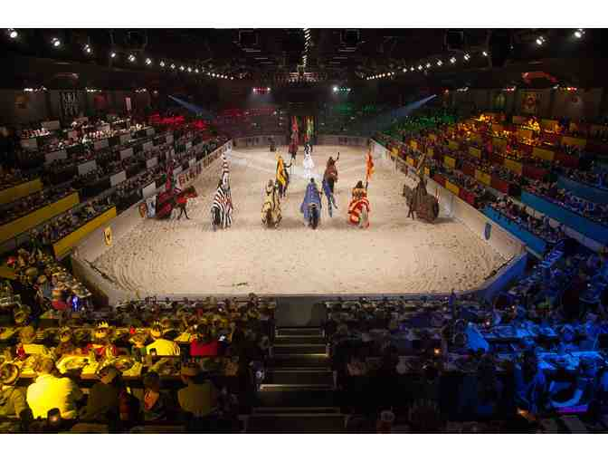 2 Tickets to Medieval Times Dinner & Tournament
