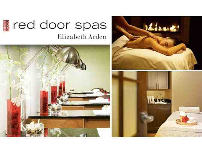 $100 Gift Card to Red Door Salon & Spa