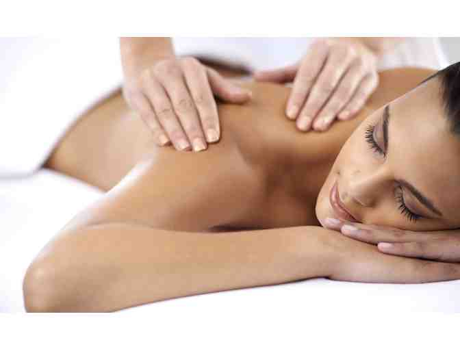 1 Hour Massage Therapy by Yokasta Tineo - LOCAL ONLY