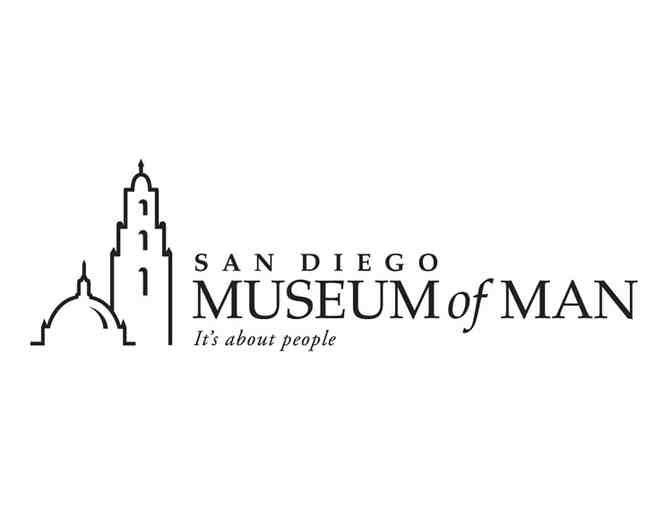 San Diego Museum of Man VIP Passes