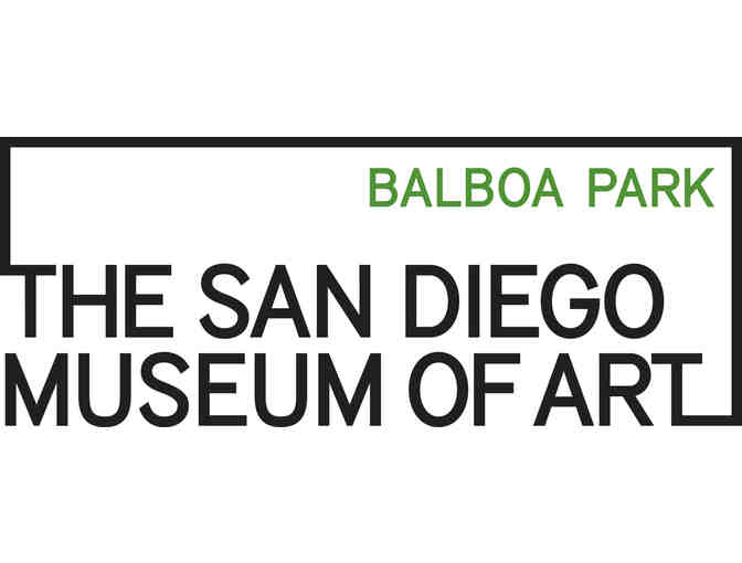 San Diego Museum of Art Admission