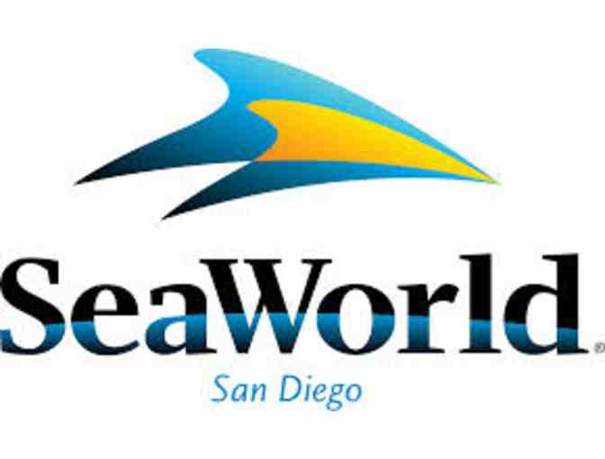 (4) SeaWorld San Diego Tickets