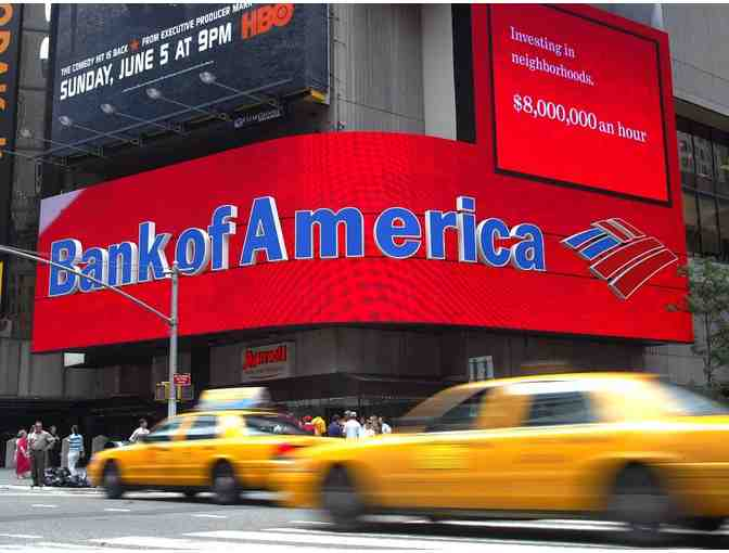 (5) Shares of Bank of America Stock