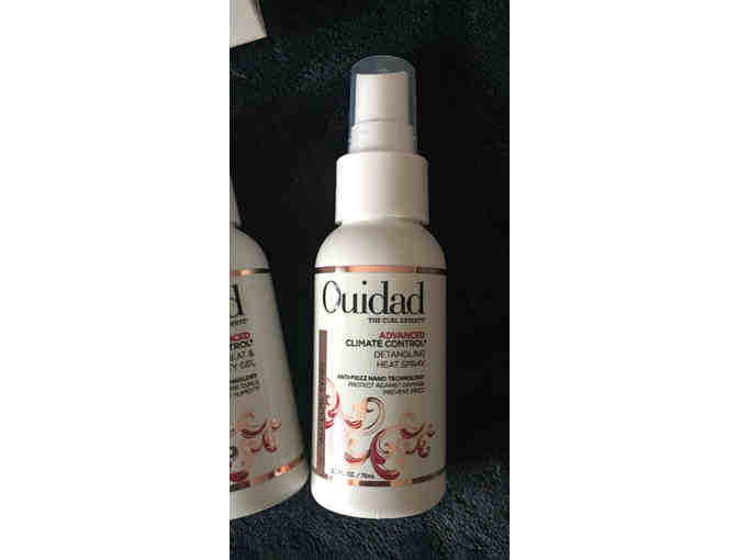 Ouidad Curl Essentials Trial Set with Bag