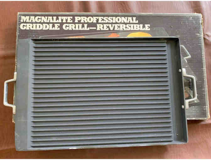 Magnalite Professional Griddle Grill