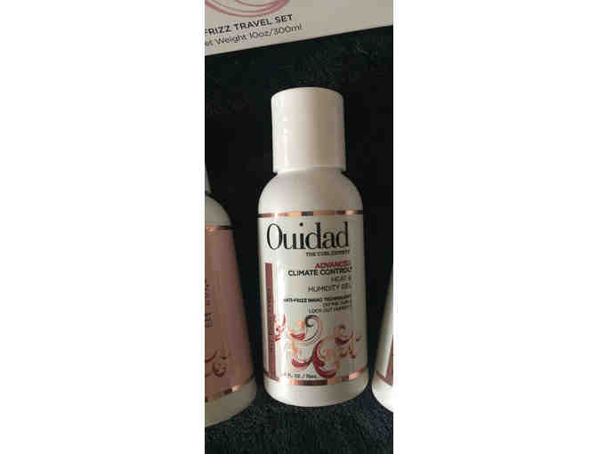 Ouidad Curl Essentials Trial Set with Shower Comb