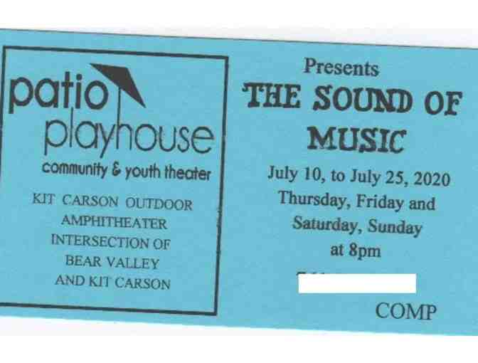 (2) admissions to a Production at Patio Playhouse - Photo 2
