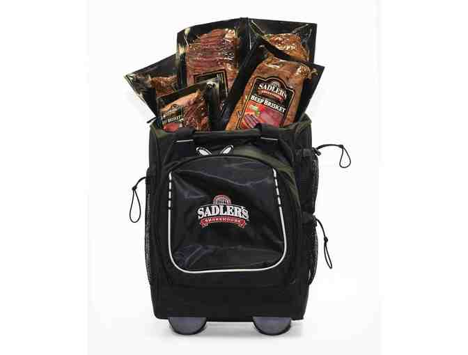 Sadler's Travel Cooler with Smoked Meats