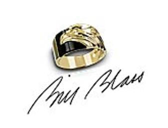 Franklin Mint Ring by Bill Blass