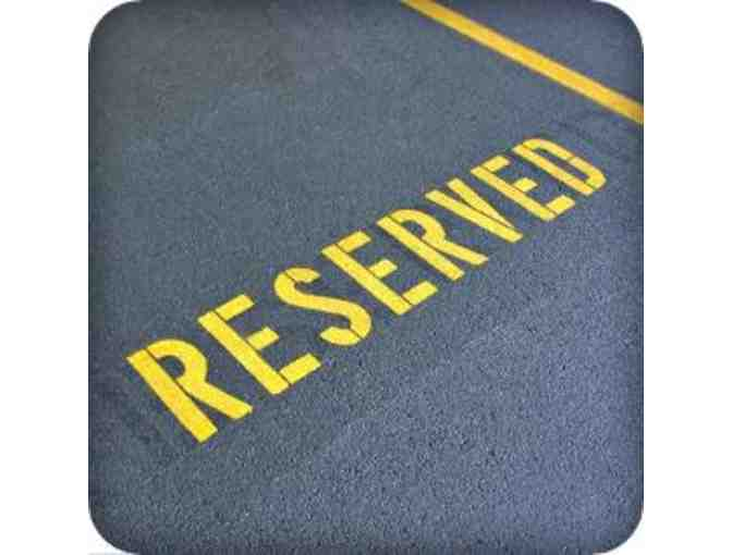 Reserved Front Circle Parking Spot for Halloween Parade!  (10/31/2018)