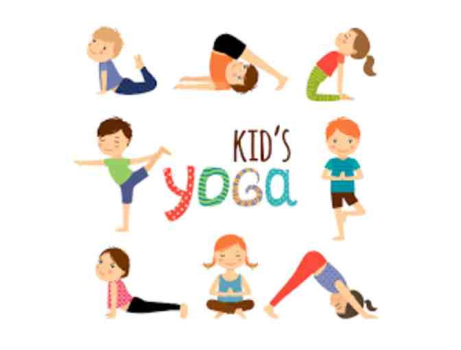 Learn Yoga with Ms. Jones (for 3rd and 4th Graders)