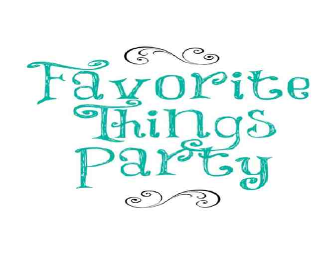 'Favorite Things Party' Spring Kick off (February 2019)