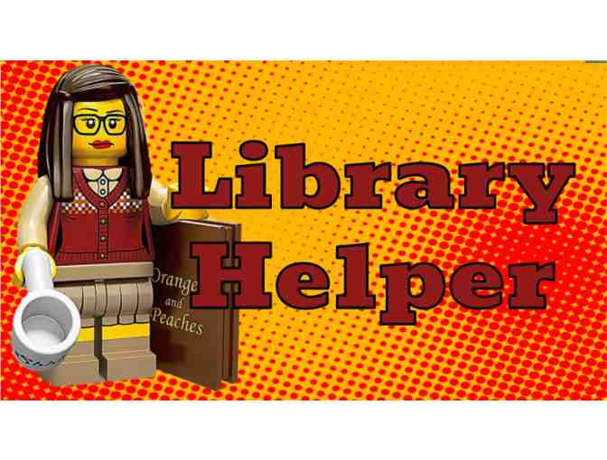 Book Shopper for the Library! (3rd and 4th Grade)