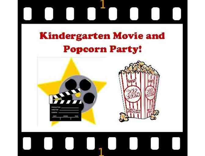 Kindergarten Movie and Pizza Party with K Teachers