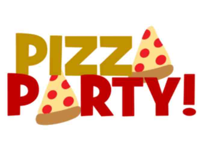 2nd Grade Pizza Party! (Stirrat Class Only)