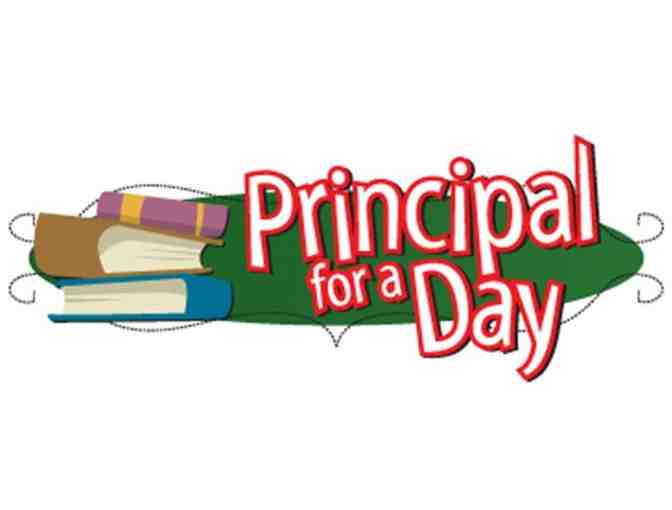 Principal for a Day! (Current 2nd through 4th Graders)