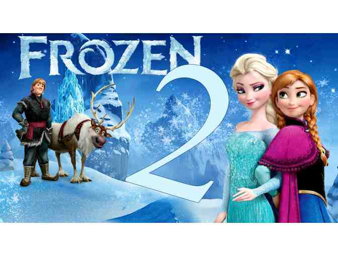 Private Screening of Frozen 2 (K and 1st Graders)