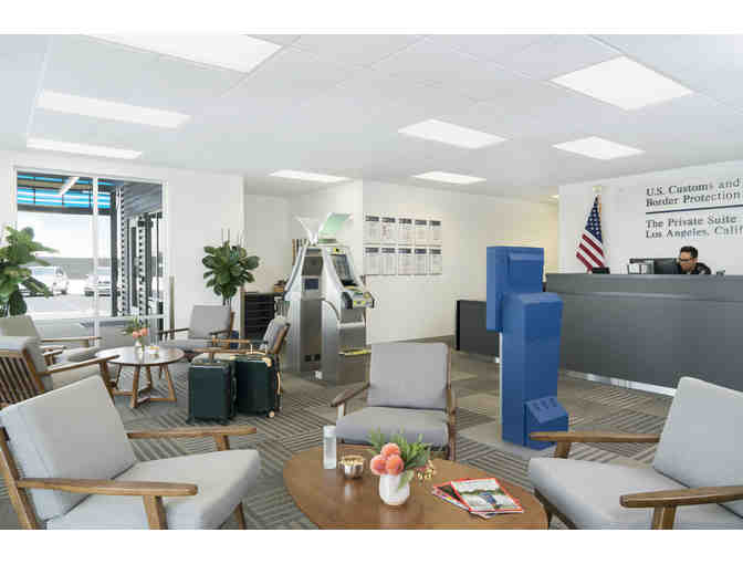 The Private Suite, LAX: One Year Membership & One Round-Trip International Experience - Photo 6