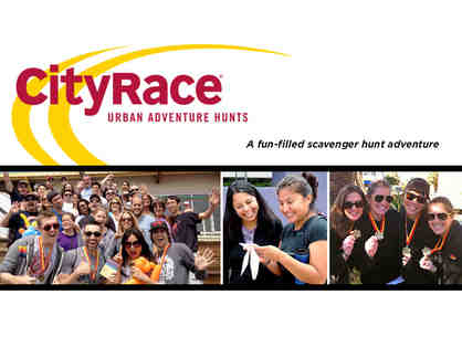 Race/LA: Admission For Two to Any CityRace Urban Adventure