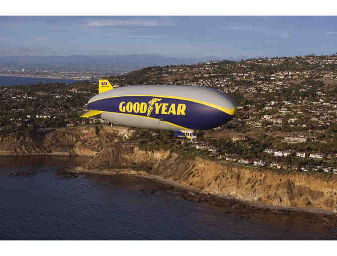 Goodyear Blimp Ride Experience for Two - Photo 1