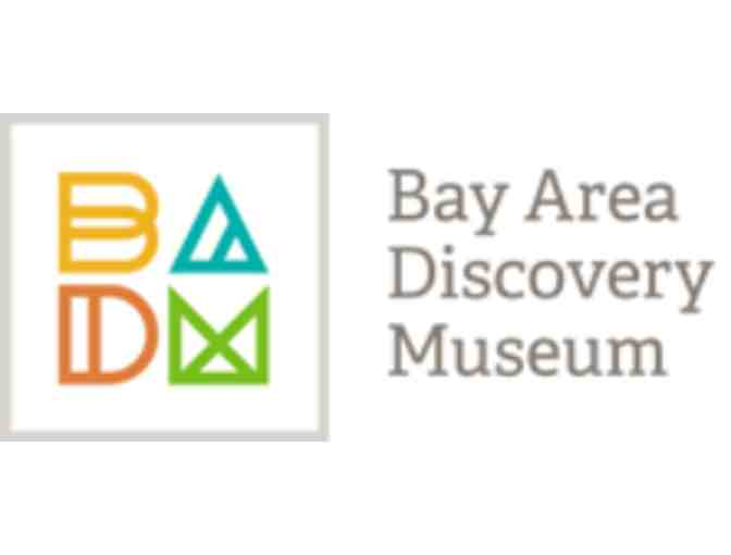 Bay Area Discovery Museum in Sausalito - Admission for Five