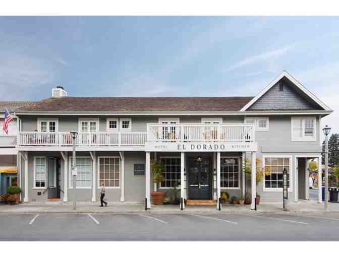 El Dorado Hotel and Kitchen in Sonoma - $750 Gift Certificate