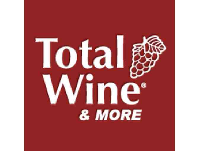 Total Wine & More - Private Wine Class for 20