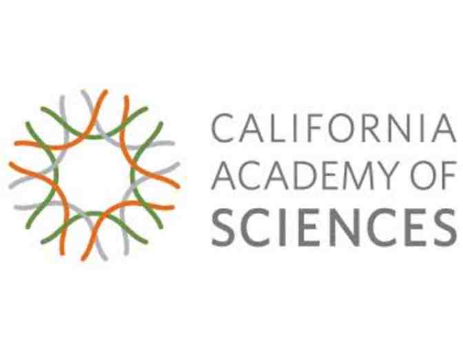 California Academy of Sciences - Four General Admission Tickets