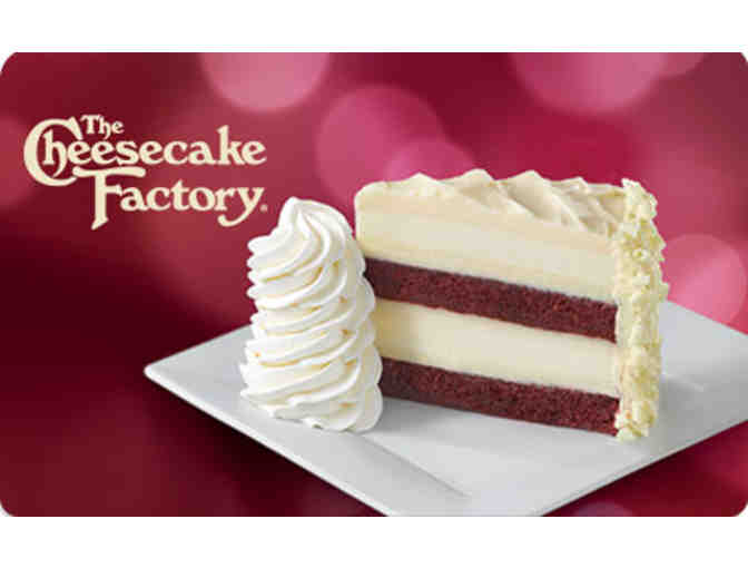 The Cheesecake Factory - $100 Gift Card
