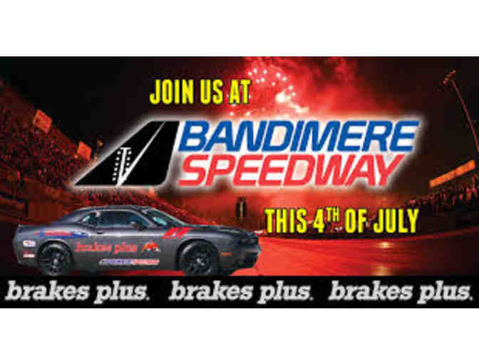 4 Tickets to Jet Car Nationals on July 4 - Photo 1