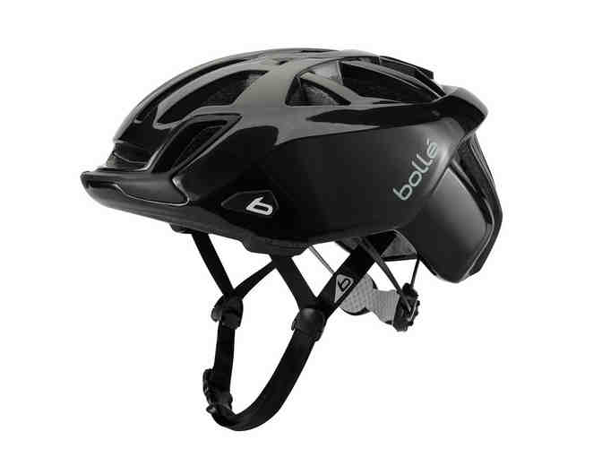 Bolle - The One helmet, black and gray large - Photo 1