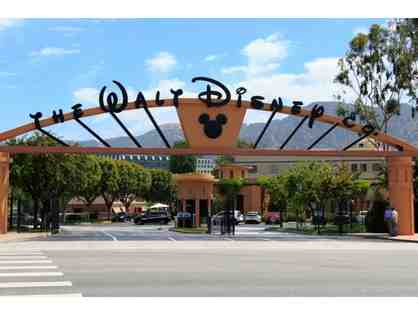 Unofficial Private Tour of the Walt Disney Studios for 4 people