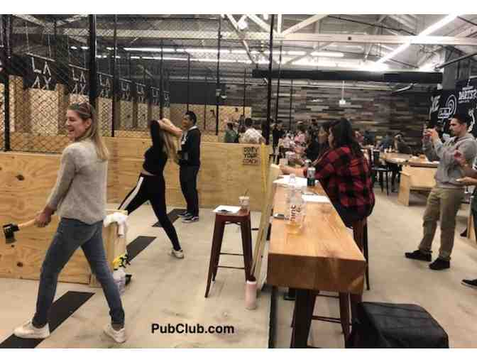 LA AX - Ax Throwing for 6 - Photo 5