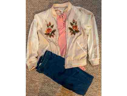 Dance Moms Episode 719 - Jeans with Embroidered Jacket and Top