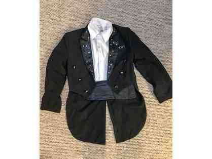 Dance Moms Episode 719 - Rhinestone Blazer with Tails and White Collared Shirt