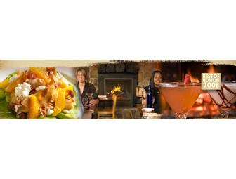 Fireside 'Chat'- Wine Tasting for Two at the Fireplace Restaurant, Brookline, MA