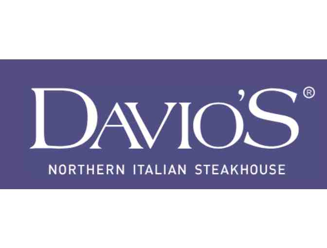$100 Gift Card to Davio's Northern Italian Steakhouse - Photo 1