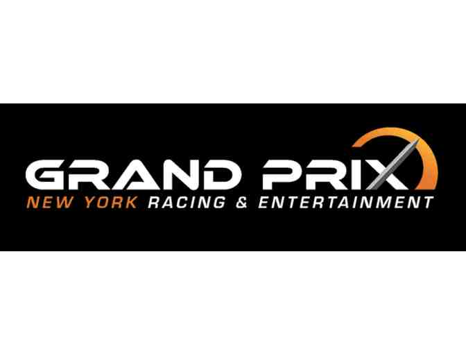 10 Weekday Race Pass Package to Grand Prix NY