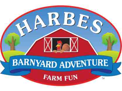 4 passes to Barnyard Adventure at Harbes Farm in the North Fork