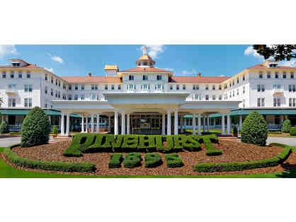 Pinehurst Resort Golf Experience (North Carolina): 3-Night Stay with Airfare for 2 people