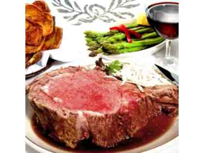 Night on the Town - The Prime Rib